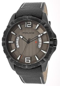 Price:$79.00 #watches Police 12889JVSB-61, This Police timepiece is uniquely known for it's classy and sporty look. It's accentuated design has made it one of the best sellers year after year.