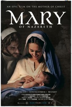 """Bring a Screening of """"Mary of Nazareth"""" to Your Community or Parish - you'll love this beautiful film! http://catholicmom.com/2013/09/04/bring-a-screening-of-mary-of-nazareth-to-your-community-or-parish/"""