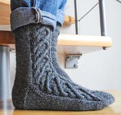 Fadengold: Let´s sock!