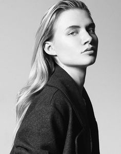 Fashion Model, Black and White, Editorial, Photo Shoot, New York City, NYC, Muse Model Management, Claire VanBeber