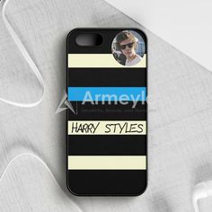 Harry Styles One Direction Cool Photo iPhone 5|5S|SE Case | armeyla.com