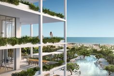 working as both architect and interior designer, weinfeld will convert the existing structure into a luxury complex containing 85 condominium residences and 100 hotel rooms.