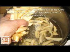 Συνταγή για γλυκό κυδώνι εύκολη & δοκιμασμένη - ηχωμαγειρέματα - YouTube Chicken, Meat, Youtube, Food, Essen, Meals, Youtubers, Yemek, Youtube Movies