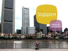 La Zapp Xtra 2, à l'aise dans toutes les villes du monde. Ici à Singapour !