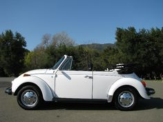 74 VW Convertible  SWOON