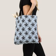 """Vector dark flowers, floral pattern custom bags All-Over-Print Tote Bag, Medium The classic tote with a modern twist: all-over-print allows for 100% customization, bringing the basic tote to the next level. Your next shopping trip just got a little more earth-friendly and a lot more stylish! Dimensions: 16""""l x 16""""w; Strap: 28""""l Material:Exterior: 100% sturdy brushed polyester Interior: 100% polyester non woven laminate 100% cotton web handles Printed then sewn for edge-to-edge designs"""