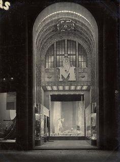 Leipziger Str.43-44, 1928 - Seidenhaus Michels & Cie