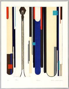 Kenji Kusaka, Zippers No.2 1976
