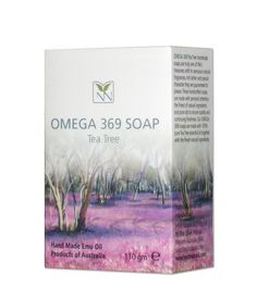 Luxury Natural Handmade Soap with Emu, Tea Tree Oil, and Natural Oil Blend - 3.9 oz Bar - Beautifully Packaged for Gift or Personal Use - A Perfect Christmas Gift for Him or Her! >>> Awesome product. Click the image : Skin care