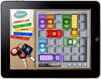Rush Hour iPad App - 3 Teen and Tween Logic Solitaire Games