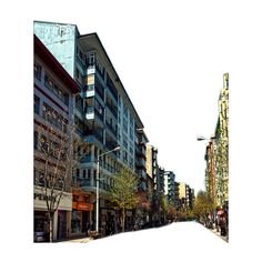 Screenshot.png ❤ liked on Polyvore featuring buildings