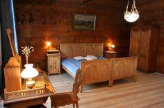 Sypialnia w pięknym zabytkowym domu do wynajęcia / Ornak w Zakopanem