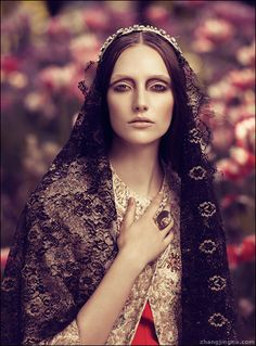 zemotion | Zhang Jingna Photography Blog: FILLER Magazine: Full of Grace