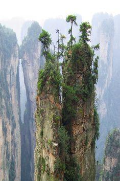 Zhangjiajie National Forest Park [Hunan, China]
