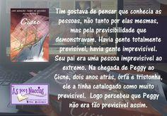 Blog As 1001 Nuccias - resenha do livro Cisne, da autora Eleonor Hertzorg, publicada pela parceira Mundo Uno Editora.