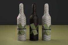 Woodland Wine Merchant by Perky Bros — The Brand Identity