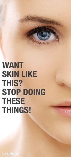 Skin Care | Prevent Wrinkles: Stop Doing These 8 Things