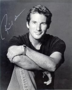 Richard Gere and still gorgeous!