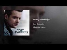 "Lovin' Lyrics Music Promotions: CORT CARPENTER RELEASES NEW SINGLE ""WRONG KINDA RI..."