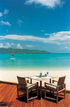 Hayman Island Resort, Australia.