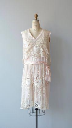 Dream Story dress   vintage 1920s dress   lace 20s dress. Kleider20s ... 3cb8afd341