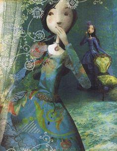Miss Clara(via Cercasi scarpe – Le dodici principesse danzanti | Al peggio non c'è mai fine)