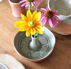 flower bowls, and this blog.