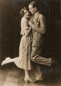 Fred and Adele Astaire in 'Stop Flirting'