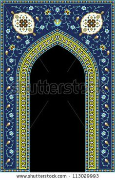 Radmir Floral Frame Stock Vector 113029993 : Shutterstock