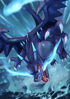 Showing some love for my favorite pokemon (obviously), Charizard! Smash that like button for Mega Zard X! Mega Pokemon, Pokemon Charizard, Pokemon Pins, Pokemon Memes, Pokemon Fan Art, Pokemon Fusion, Pokemon Cards, Dark Charizard, Charmander