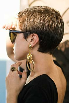 24.Newest Short Pixie Haircuts