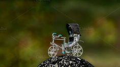 Rickshaw design by Saima Jaman on Creative Market