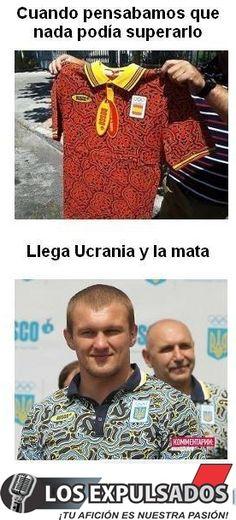 Mientras tanto en Ucrania