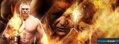 Brock Lesnar 10 Facebook Cover Timeline Banner For Fb Facebook Cover