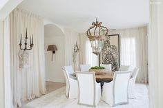 .love these dining chairs.  Lee Industries