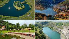 10 kevésbé ismert, gyönyörű tó hazánkban - Impress Magazin Hungary, The Great Outdoors, Travel Tips, Golf Courses, Places To Visit, Tours, Camping, Earth, River
