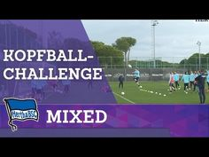 Kopfball-Challenge - Re-Live - Exklusiv - Hertha BSC - Bundesliga - Berlin - 2016 #hahohe - YouTube