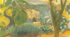 Fondation Bemberg - Pierre Bonnard - Le Cannet ,1930