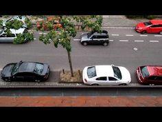 Feierabend-Verkehr in SB
