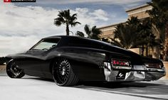 '72 Buick Riviera, I had one in blue, with velour blue seats, with a beast of a 454 -DZ