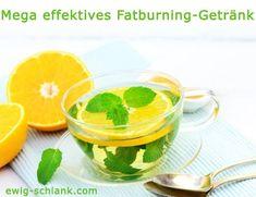 Für ewig schlank: Mega effektives FATBURNING Getränk