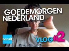Goedemorgen Nederland Vlog 2 - HansD - de klok - melkpak - elektrische f...