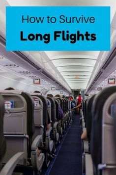 The ultimate guide on how to survive a long flight in economy- what to wear, carry-on bag essentials and other long-haul flight tips. ******************************************** Long Flights Tips Packing Tips For Travel, Travel Advice, Budget Travel, Travel Hacks, Packing Lists, Europe Packing, Travel Ideas, Traveling Europe, Backpacking Europe