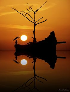Sunset – Calicut, Kerala, India