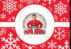 Restaurant Coupons and Deals: Papa John's FREE Large Pizza Deal