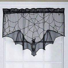 Bat curtain