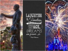 Laughter is timeless... Disney Quote