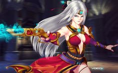 Lian from Paladins