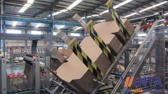 Vanta carton wrap around packer B202 magazine