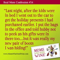 Winesday Confession #54